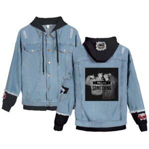 Jaden Hossler Denim Jacket #3